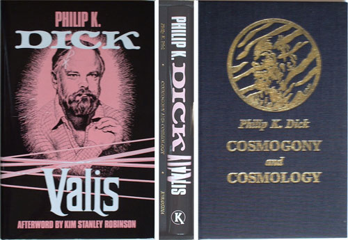 thephildickian.com - VALIS & Cosmogony and Cosmology Limited Edition.
